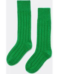 Bottega Veneta Socken - Grün