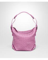 Bottega Veneta - Twilight Intrecciato Nappa Small Osaka Bag - Lyst