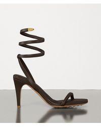 Bottega Veneta The Spiral Sandals - Multicolour