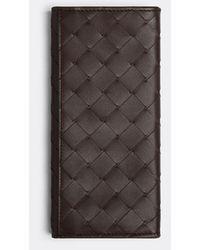 Bottega Veneta Long Wallet - ブラウン