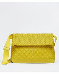 Bottega Veneta - Messenger Bag - Lyst
