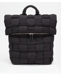 Bottega Veneta - Padded Backpack - Lyst
