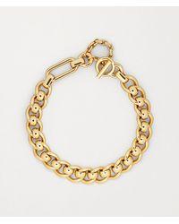 Bottega Veneta Necklace - Metallic