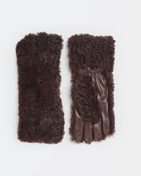 Bottega Veneta Gloves - ブラック