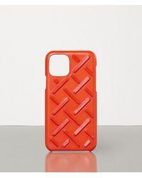 Bottega Veneta Iphone Xi Pro Case - Orange