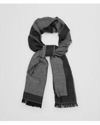 Bottega Veneta - Scarf In Wool - Lyst