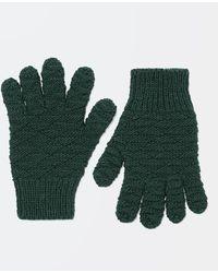 Bottega Veneta Gloves - Vert