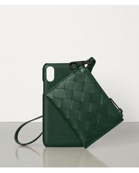 Bottega Veneta Iphone Xs Case - Green