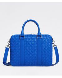 Bottega Veneta ブリーフケース - ブルー