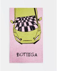Bottega Veneta Beach Towel - Mehrfarbig