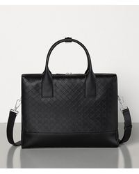 Bottega Veneta Borsa business - Nero