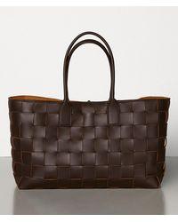 Bottega Veneta Tote Bag - Brown
