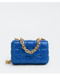 Bottega Veneta ザ・チェーン カセット - ブルー