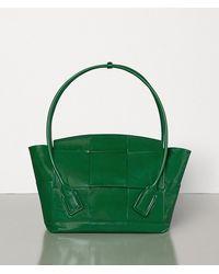Bottega Veneta Medium Arco Slouch - Green