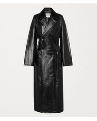 Bottega Veneta Coat - Black