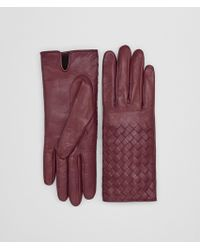Bottega Veneta - Barolo Lamb Glove - Lyst