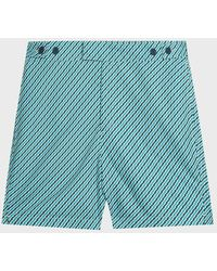 Frescobol Carioca Pepe Sport Swim Shorts - Blue