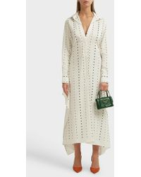 Jacquemus - Djellaba Maxi Dress - Lyst