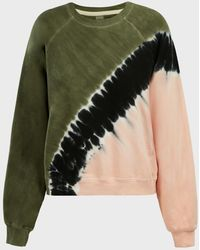 Electric and Rose Ronan Pullover - Multicolor