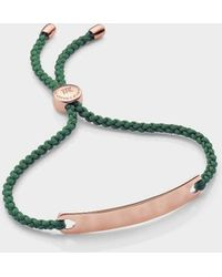 Monica Vinader - Gp Havana Friendship Bracelet - Lyst