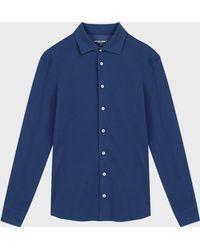 Frescobol Carioca - Pique Polo Shirt - Lyst
