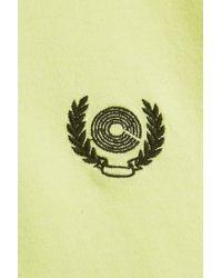 Yeezy Calabasas Long Sleeve Cotton Jumper - Yellow