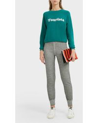 Wildfox - Tourista Junior Sweatshirt - Lyst