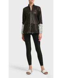 Monreal London - Action Windbreaker Shell Jacket, Size Xs, Women, Black - Lyst