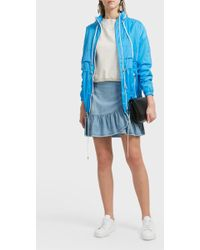 Étoile Isabel Marant Cranden Shell Raincoat - Blue