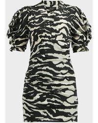 Isabel Marant Farah Dress - Black
