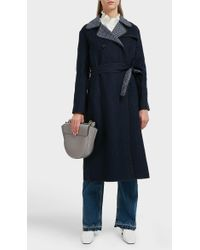 Paul & Joe - Terry Wool-blend Coat - Lyst