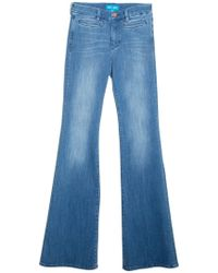M.i.h Jeans Marrakesh Flared Jeans - Blue