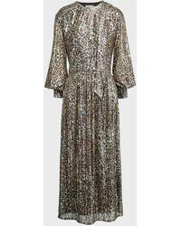 Jonathan Simkhai Casey Sequinned Dress - Multicolor