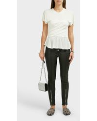Alexander Wang Elevated Twist T-shirt - White