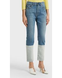 Ports 1961 - Two-tone Jeans - Lyst