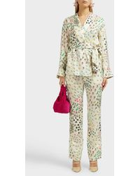 Paul & Joe Floral Pyjama Trousers