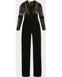 Bronx and Banco Lolita Jumpsuit - Black
