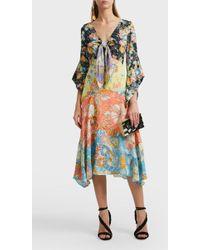 Peter Pilotto Printed Dress - Multicolour