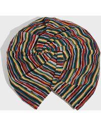 Missoni - Striped Knitted Turban - Lyst