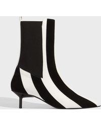 Marques'Almeida - Striped Boots - Lyst