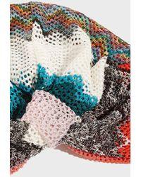Missoni - Crochet-knit Turban - Lyst