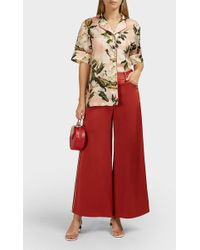 F.R.S For Restless Sleepers - Bendis Floral Top - Lyst
