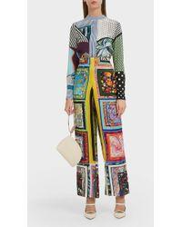 Rosie Assoulin Pyjama Trousers - Multicolour