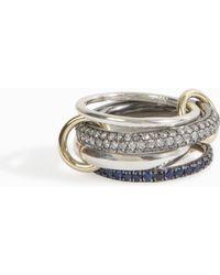 Spinelli Kilcollin - Vega Sapphire Ring - Lyst