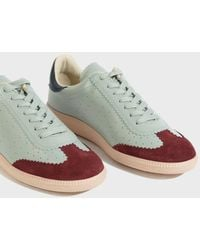 Isabel Marant - Bryce Leather Trainers - Lyst
