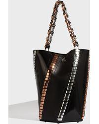 Proenza Schouler - Hex Leather Bucket Bag - Lyst