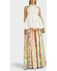 Rosie Assoulin Ball Skirt - Green