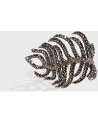 Rosa De La Cruz - Feather Ring - Lyst