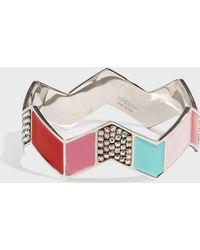 Missoni - Colour Block Bracelet, Size Os, Women - Lyst