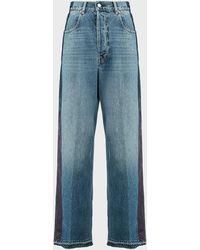 Golden Goose Deluxe Brand Kim Degrade-detail Jeans - Blue